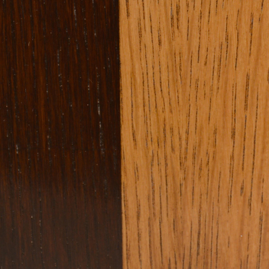 French Oak & Medium Oak - Oak Finish