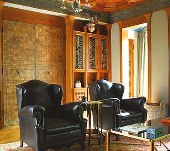 Interiors santa monica spanish madeline stuart - Santa monica interior design firms ...
