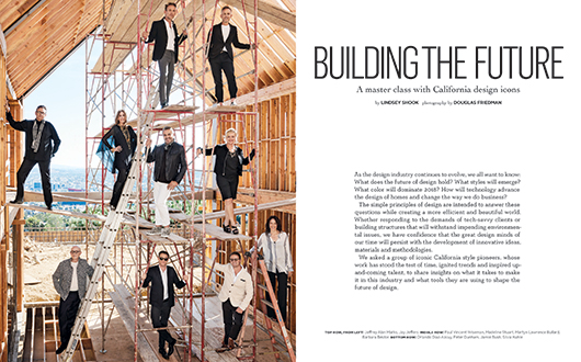Building the Future California Home and Design