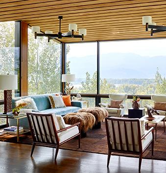 Jackson Hole Rustic Modern