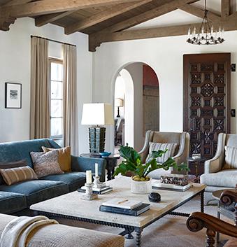 Woodside Mediterranean Revival