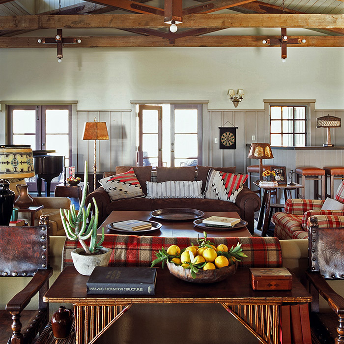 Santa Barbara Ranch House